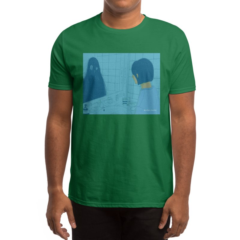 Kinda Lost Myself Men's T-Shirt by buriburimonthly's Shop