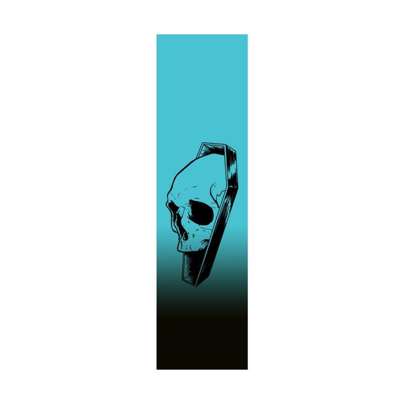 Coffin Skull by Ben Licata's Artist Shop