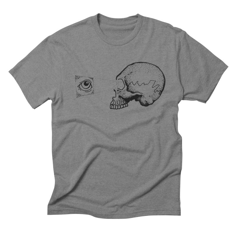 Projector Men's Triblend T-shirt by Ben Licata's Artist Shop
