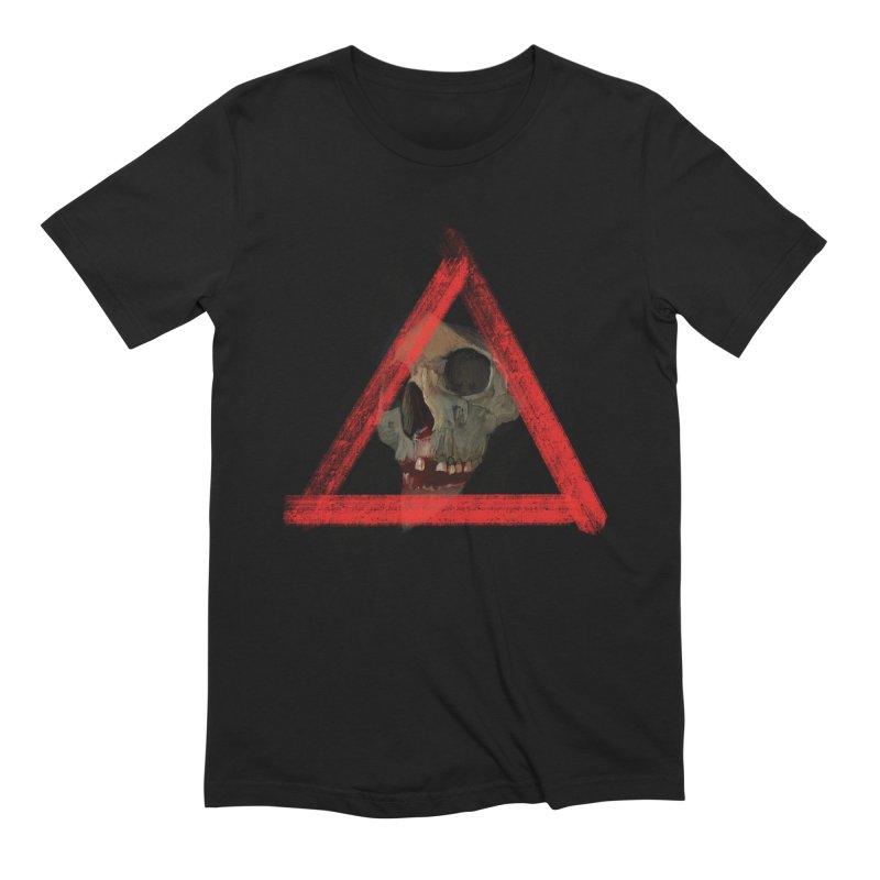 Nigredo Men's Extra Soft T-Shirt by Ben Licata's Artist Shop