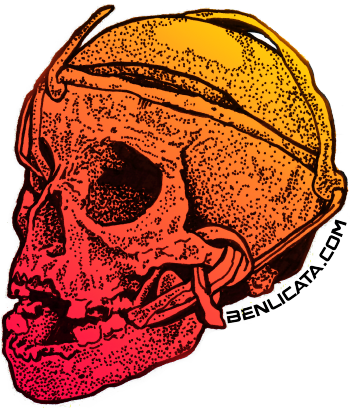 Ben Licata's Artist Shop Logo