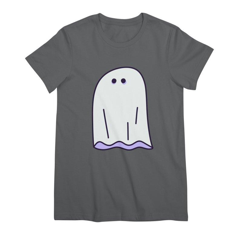 LE SHEET BON BOO Women's T-Shirt by Burrito Goblin