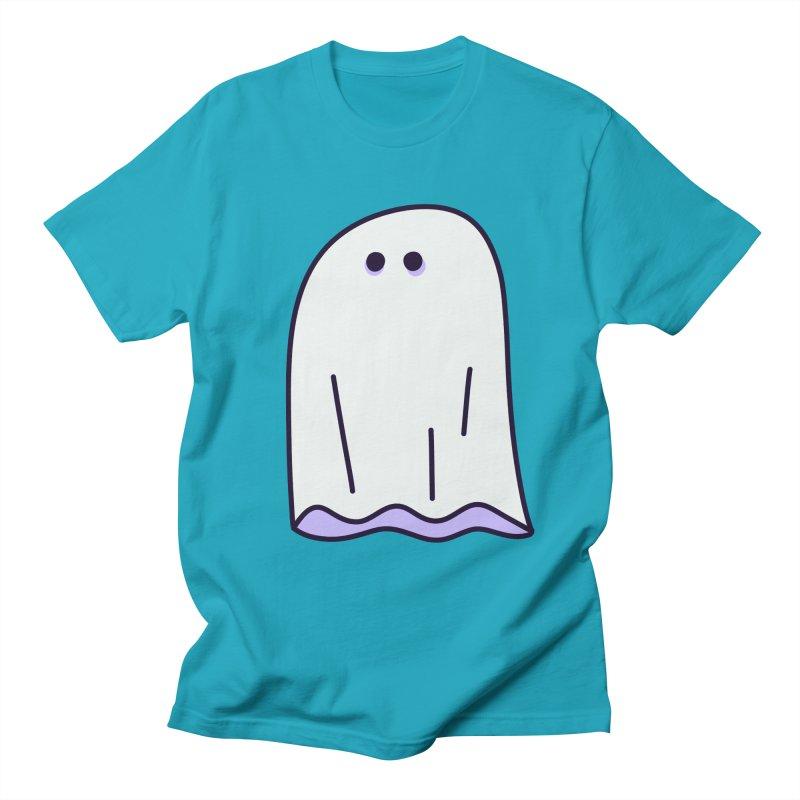 LE SHEET BON BOO Men's Regular T-Shirt by Burrito Goblin