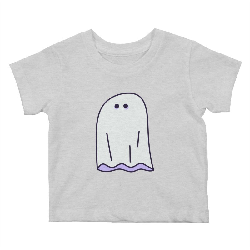 LE SHEET BON BOO Kids Baby T-Shirt by Burrito Goblin