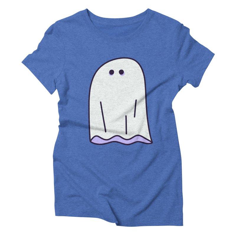LE SHEET BON BOO Women's Triblend T-Shirt by Burrito Goblin