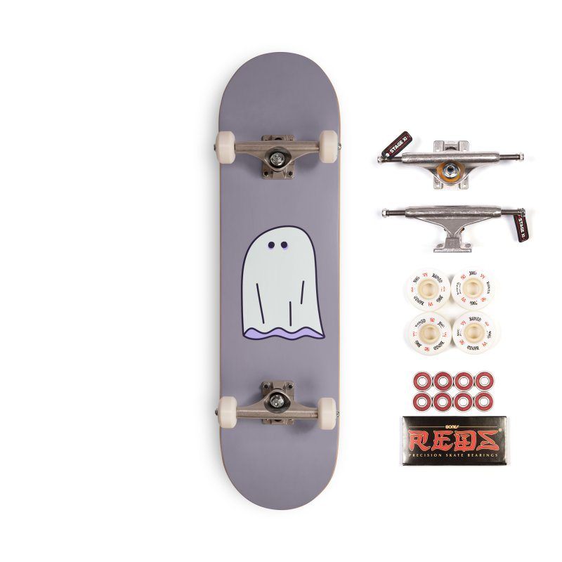 LE SHEET BON BOO Accessories Skateboard by Burrito Goblin