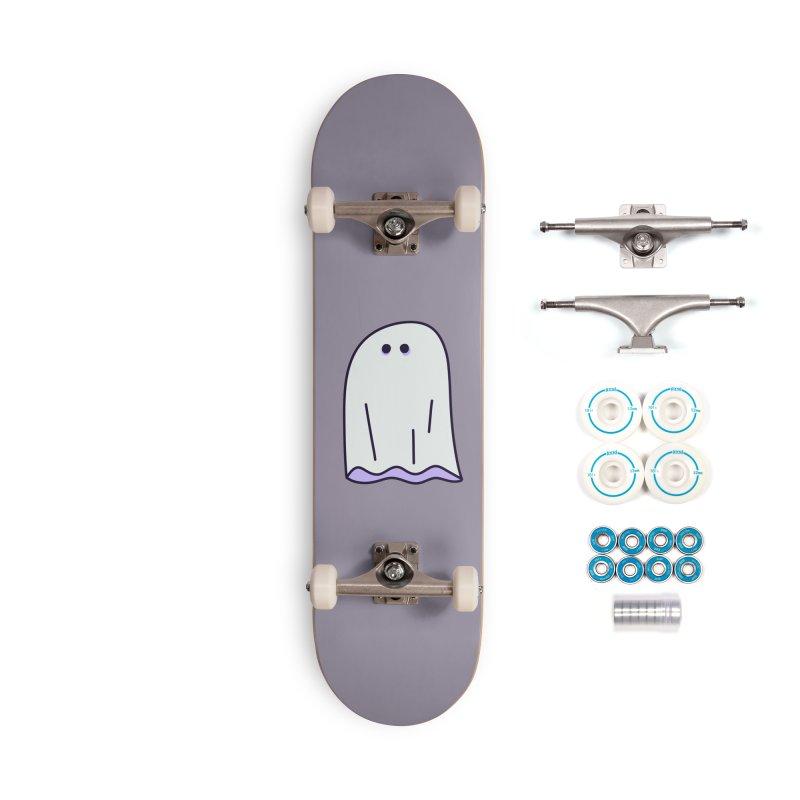 LE SHEET BON BOO Accessories Complete - Basic Skateboard by Burrito Goblin