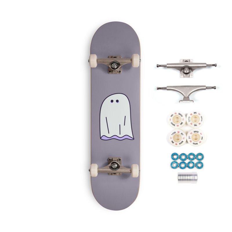 LE SHEET BON BOO Accessories Complete - Premium Skateboard by Burrito Goblin