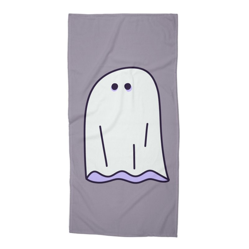LE SHEET BON BOO Accessories Beach Towel by Burrito Goblin