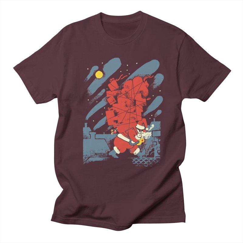 List Checking Women's Regular Unisex T-Shirt by Burrito Goblin