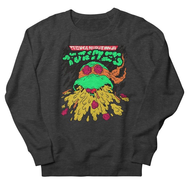 Barfabunga - Orange Women's French Terry Sweatshirt by Burrito Goblin