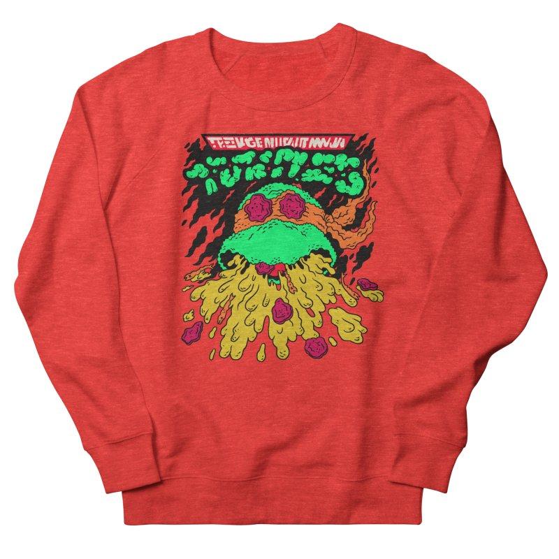 Barfabunga - Orange Women's Sweatshirt by Burrito Goblin