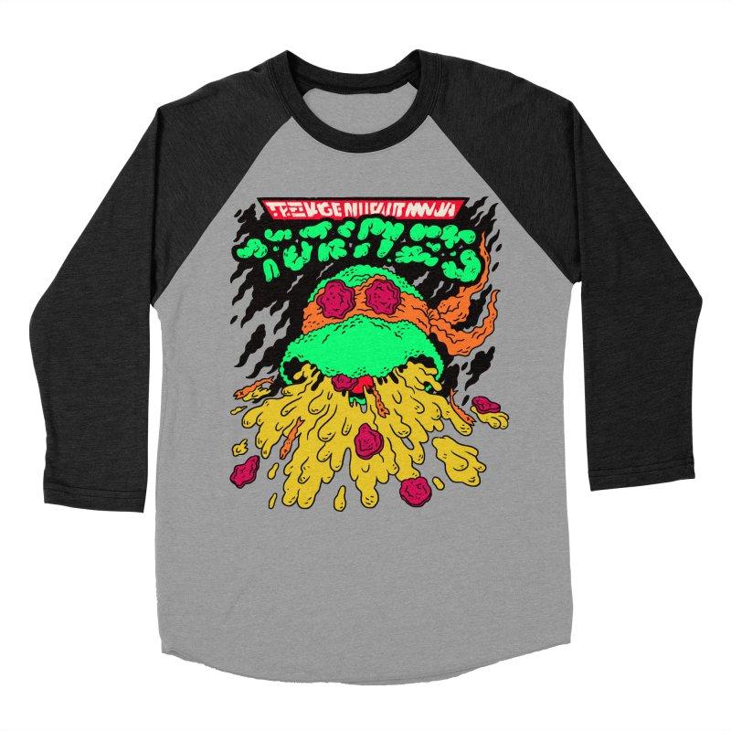 Barfabunga - Orange Women's Baseball Triblend Longsleeve T-Shirt by Burrito Goblin