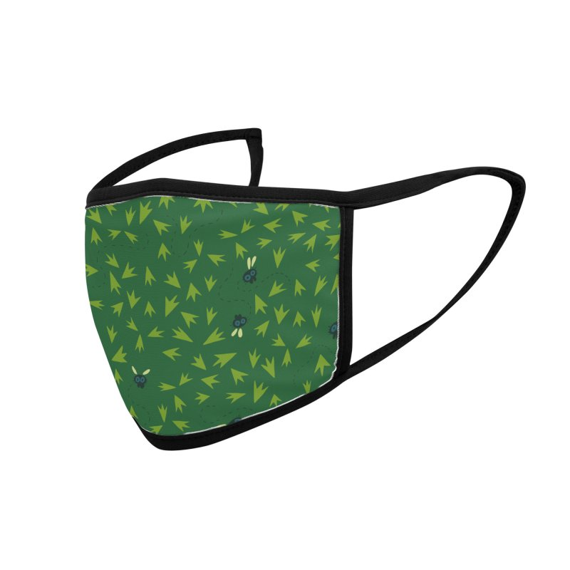 Leap Frog Accessories Face Mask by Burrito Goblin
