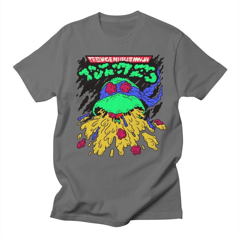 Barfabunga - Blue Men's T-Shirt by Burrito Goblin