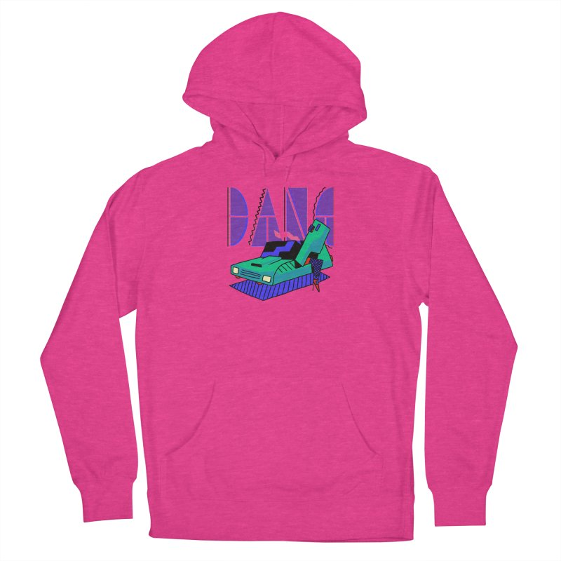 Dang Women's French Terry Pullover Hoody by Burrito Goblin