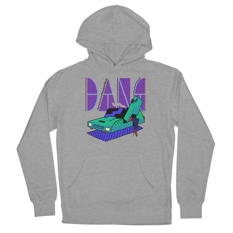 Dang Women's Pullover Hoody by Burrito Goblin