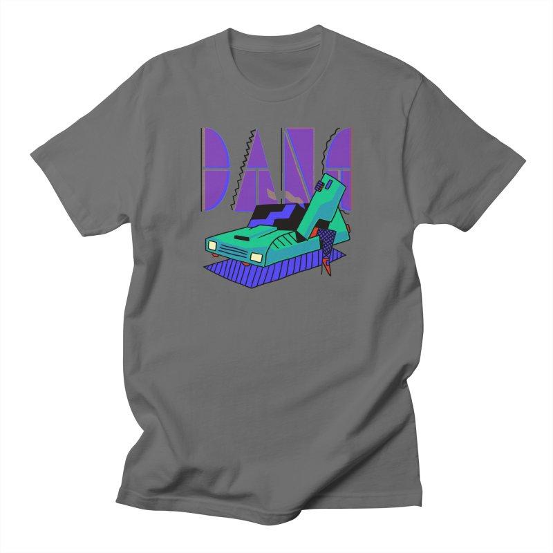 Dang Men's T-Shirt by Burrito Goblin
