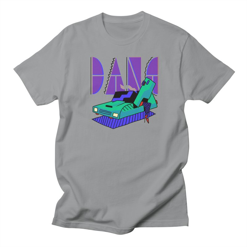 Dang Men's T-shirt by Burrito Goblin