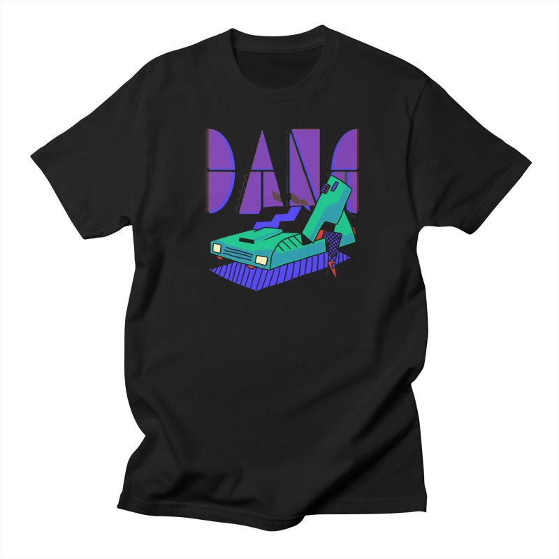 Dang Men's Regular T-Shirt by Burrito Goblin