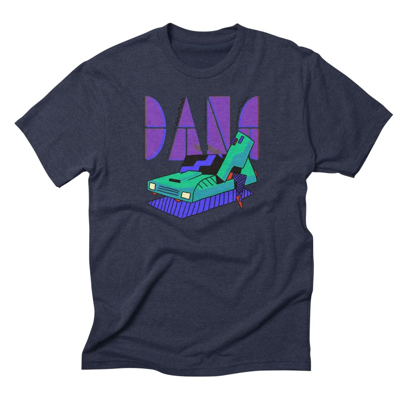 Dang Men's Triblend T-Shirt by Burrito Goblin