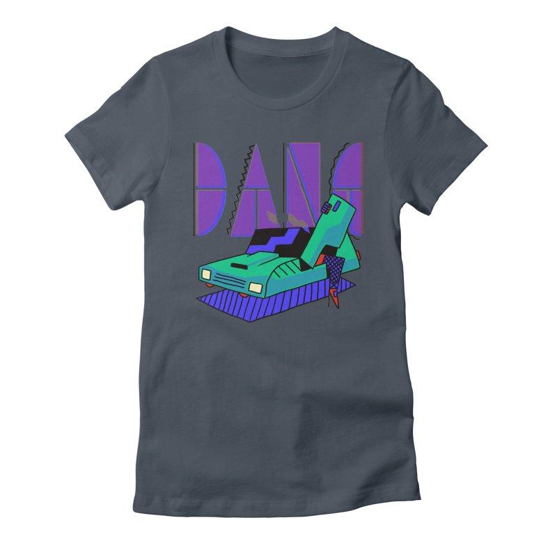 Dang Women's T-Shirt by Burrito Goblin