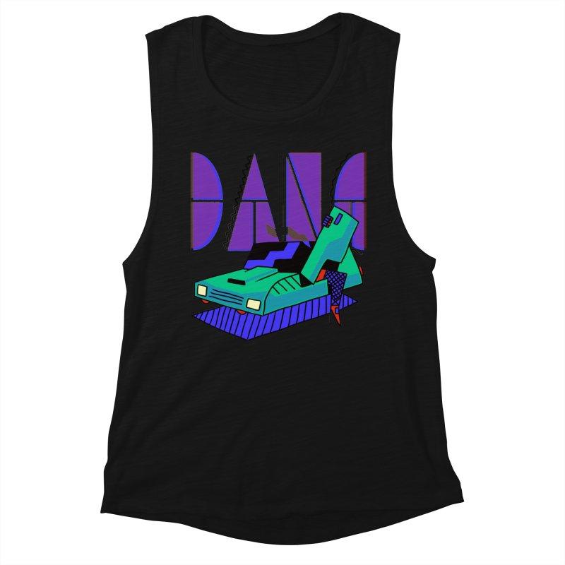 Dang Women's Tank by Burrito Goblin