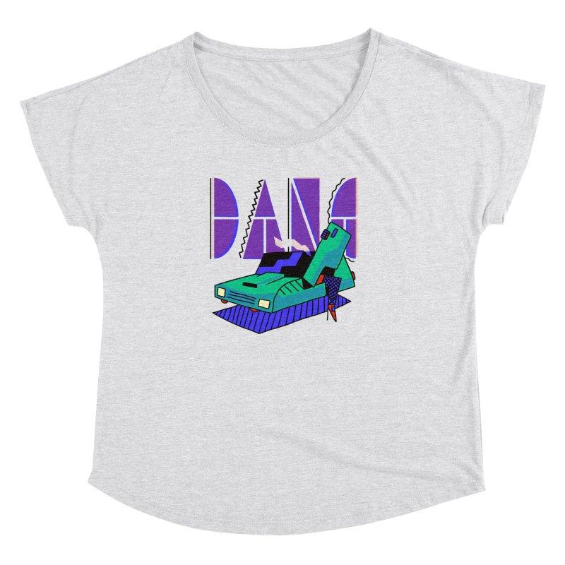Dang Women's Dolman by Burrito Goblin