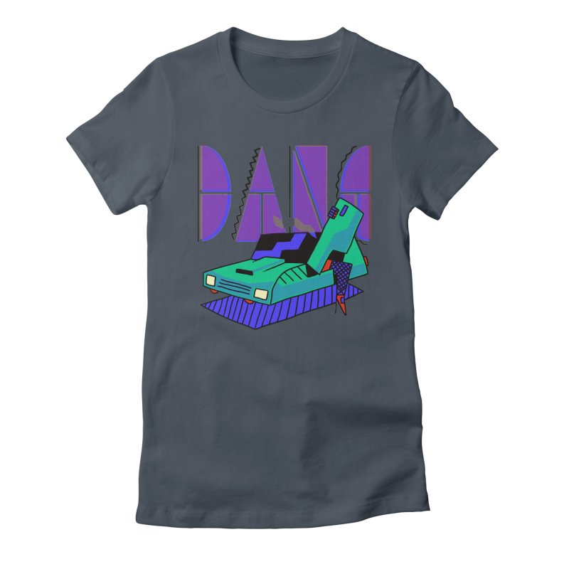 Dang Women's T-Shirt by Burrito Goblin
