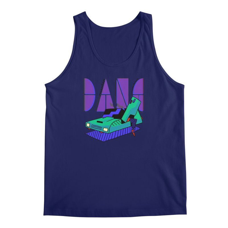 Dang Men's Tank by Burrito Goblin