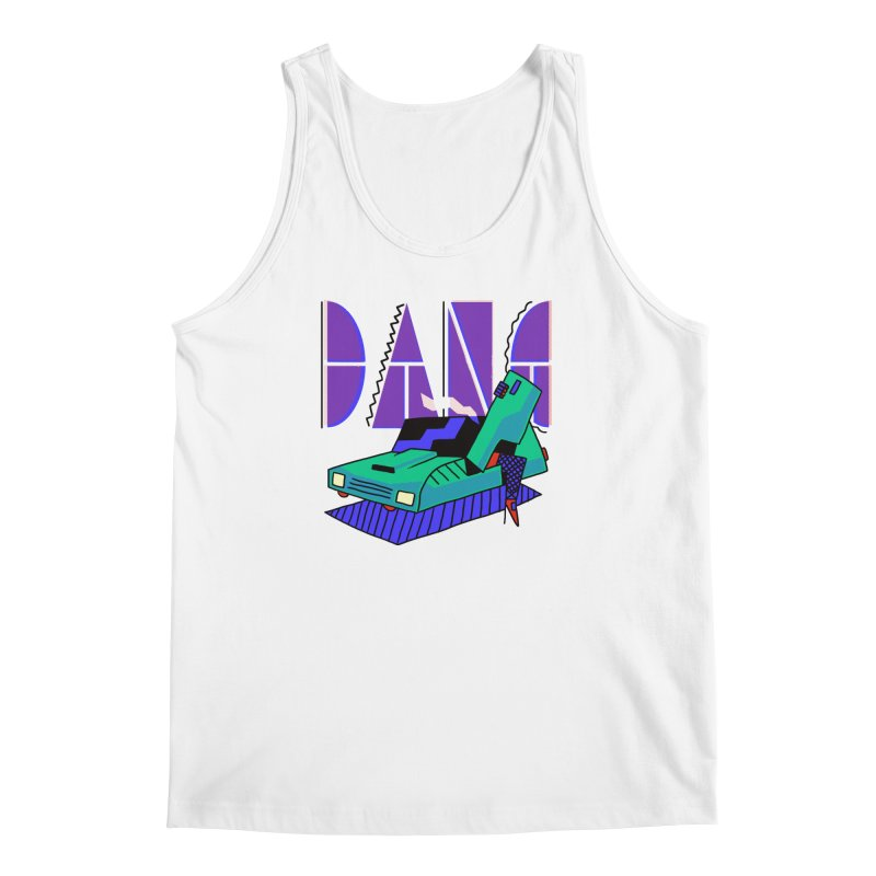 Dang Men's Regular Tank by Burrito Goblin