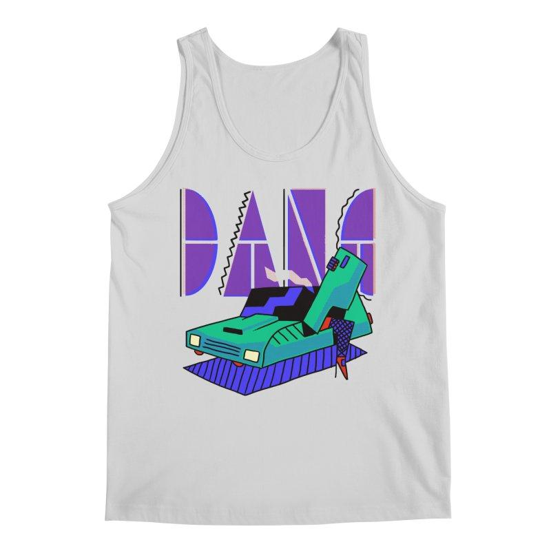 Dang Men's Regular Tank by Burrito Goblin
