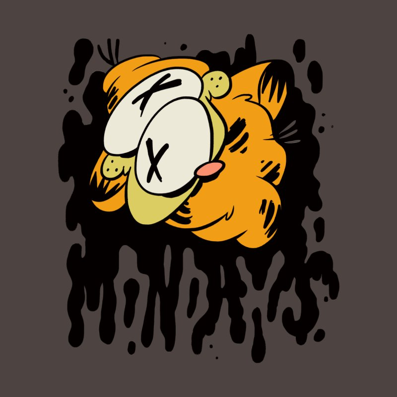 Mondays Men's T-Shirt by Burrito Goblin