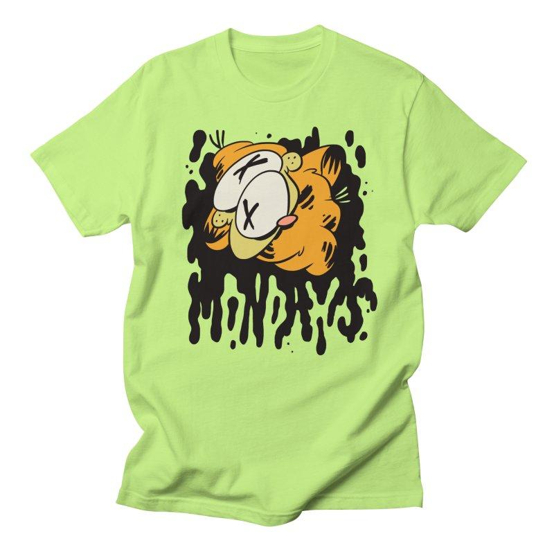 Mondays Men's T-Shirt by Burrito Goblin