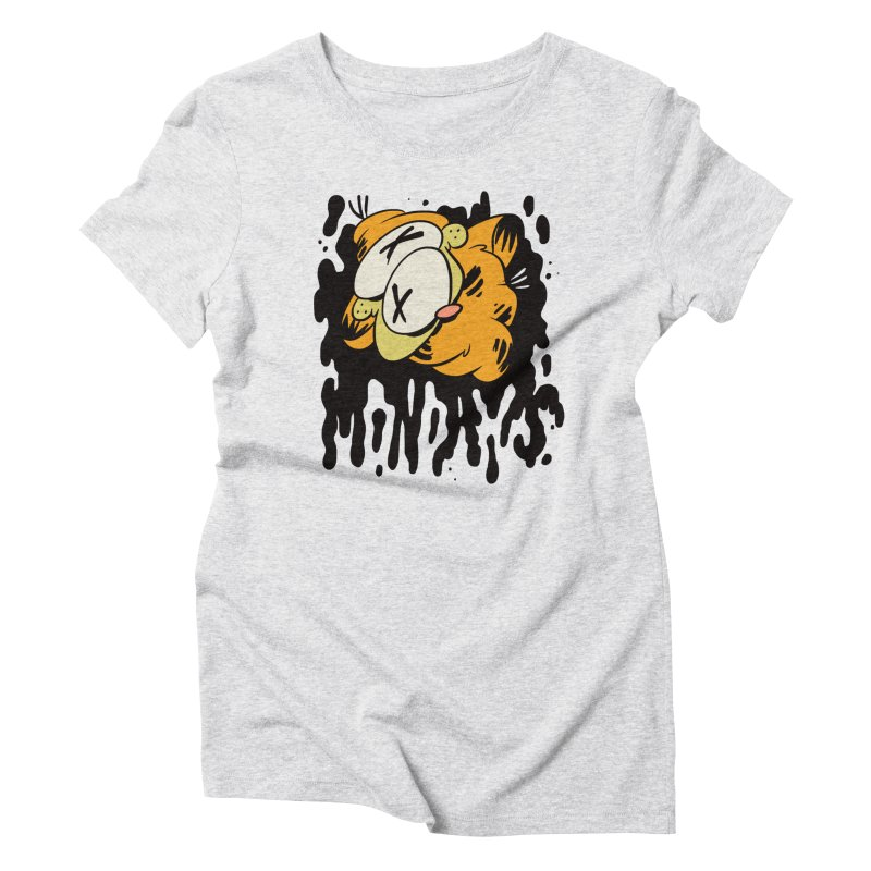 Mondays Women's T-Shirt by Burrito Goblin