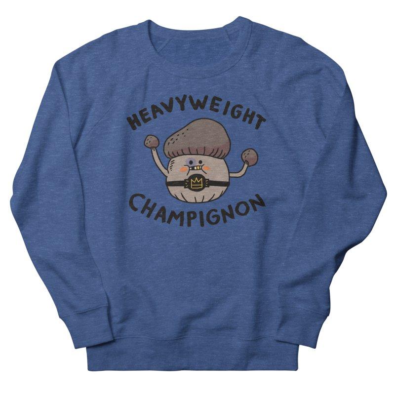 Heavyweight Champignon Women's Sweatshirt by Burrito Goblin