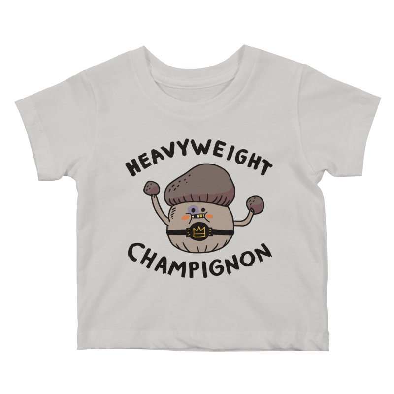 Heavyweight Champignon   by Burrito Goblin