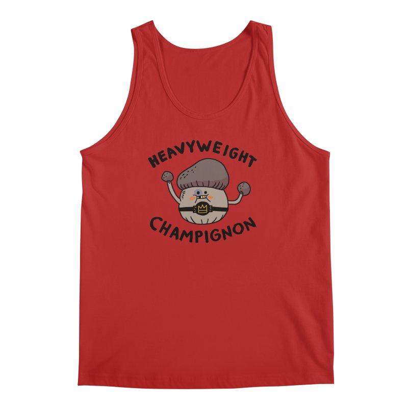 Heavyweight Champignon   by Burrito Goblin