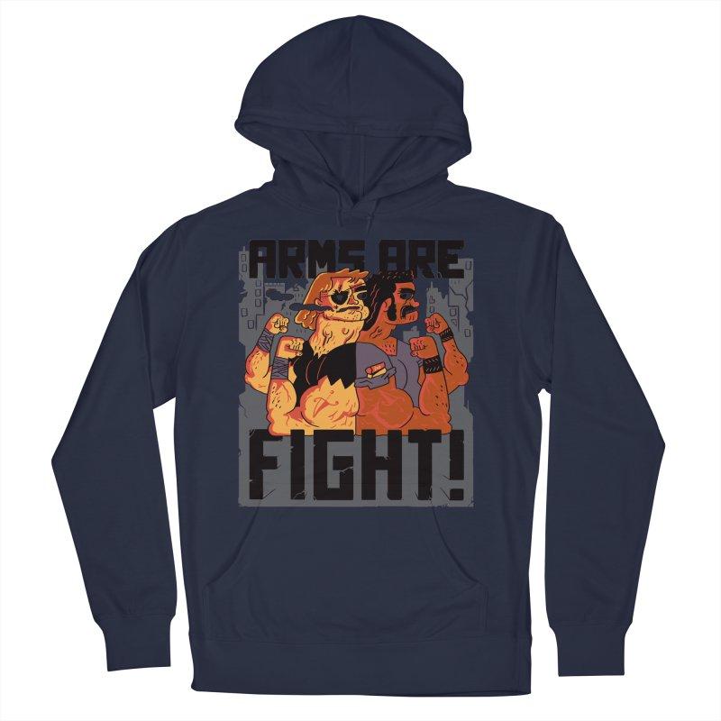 Arms are Fight!   by Burrito Goblin
