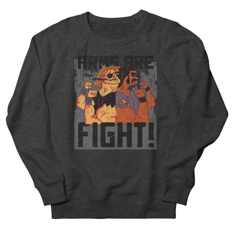 Arms are Fight! Women's  by Burrito Goblin