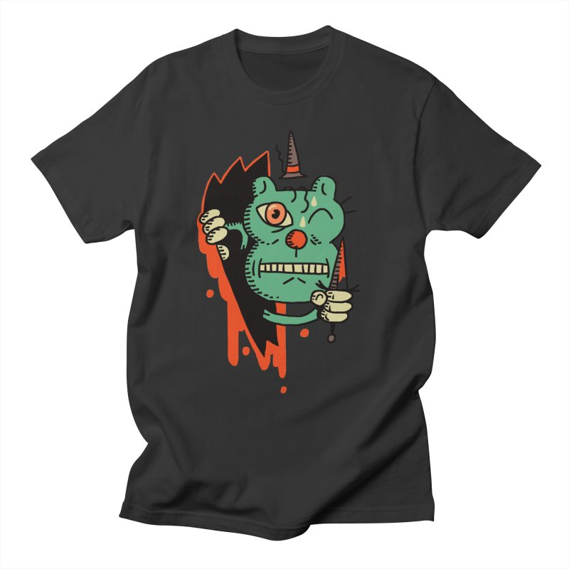 It's Pally! Men's T-Shirt by Burrito Goblin