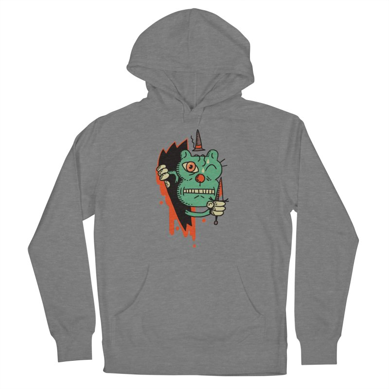 It's Pally! Men's French Terry Pullover Hoody by Burrito Goblin