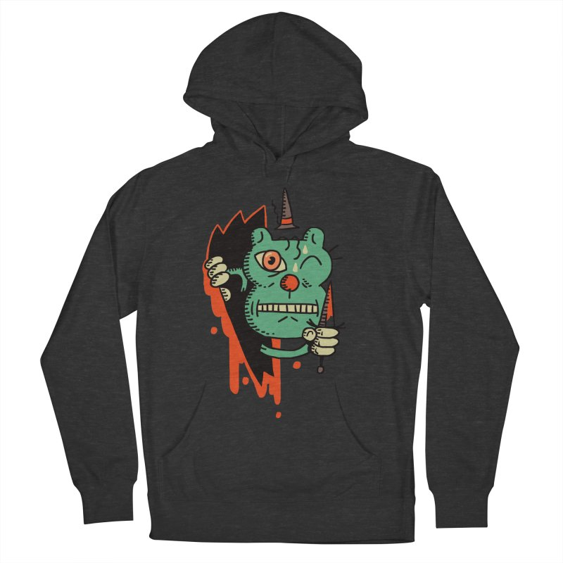 It's Pally! Women's French Terry Pullover Hoody by Burrito Goblin