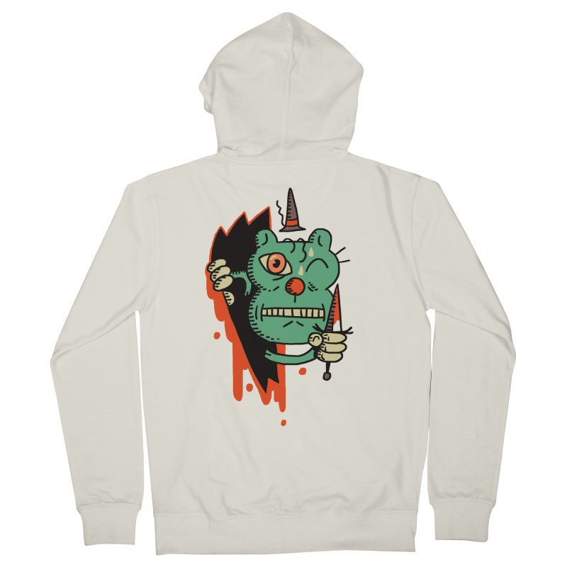 It's Pally! Men's Zip-Up Hoody by Burrito Goblin