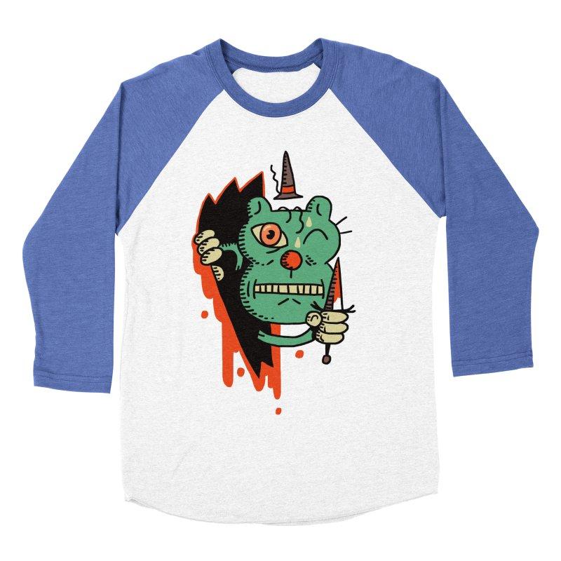 It's Pally! Women's Baseball Triblend T-Shirt by Burrito Goblin