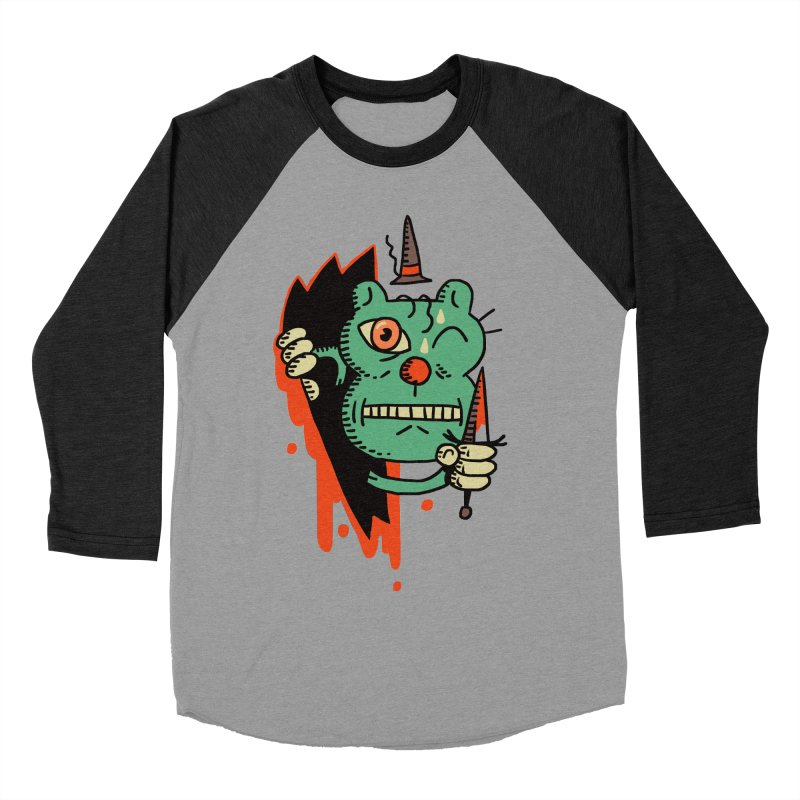 It's Pally! Women's Baseball Triblend Longsleeve T-Shirt by Burrito Goblin