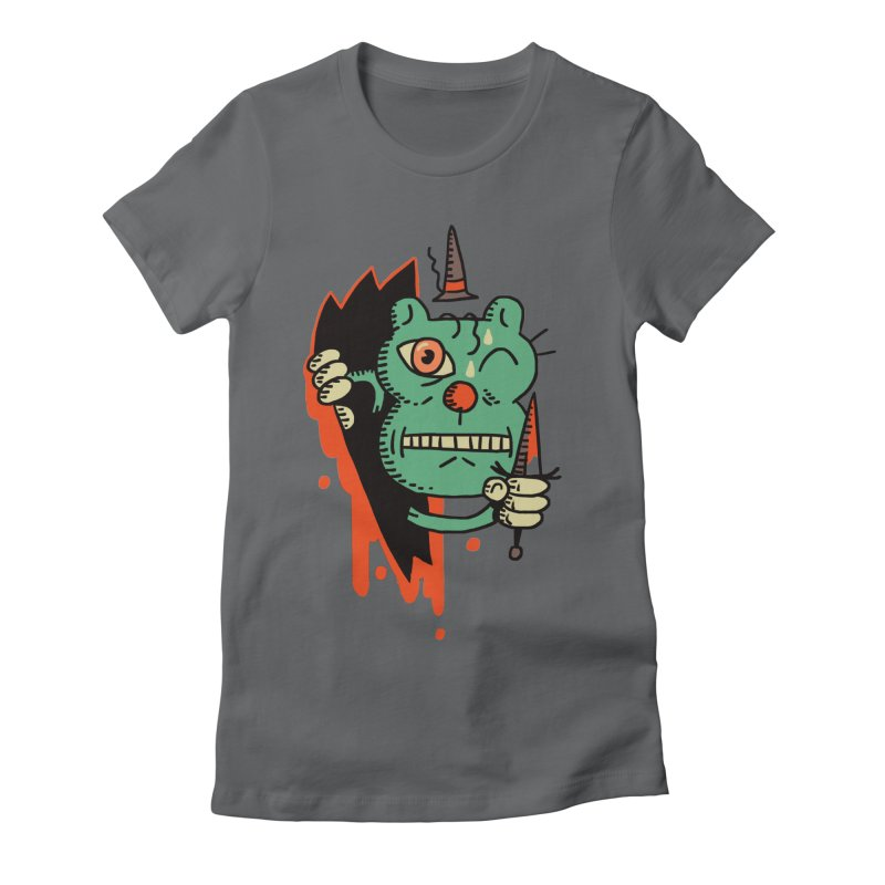 It's Pally! Women's Fitted T-Shirt by Burrito Goblin