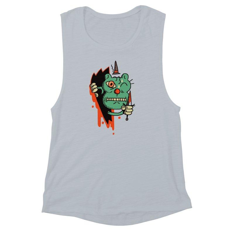 It's Pally! Women's Muscle Tank by Burrito Goblin