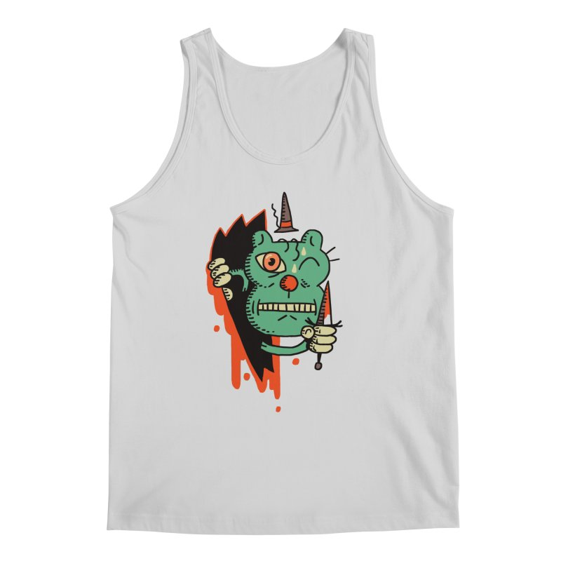 It's Pally! Men's Regular Tank by Burrito Goblin