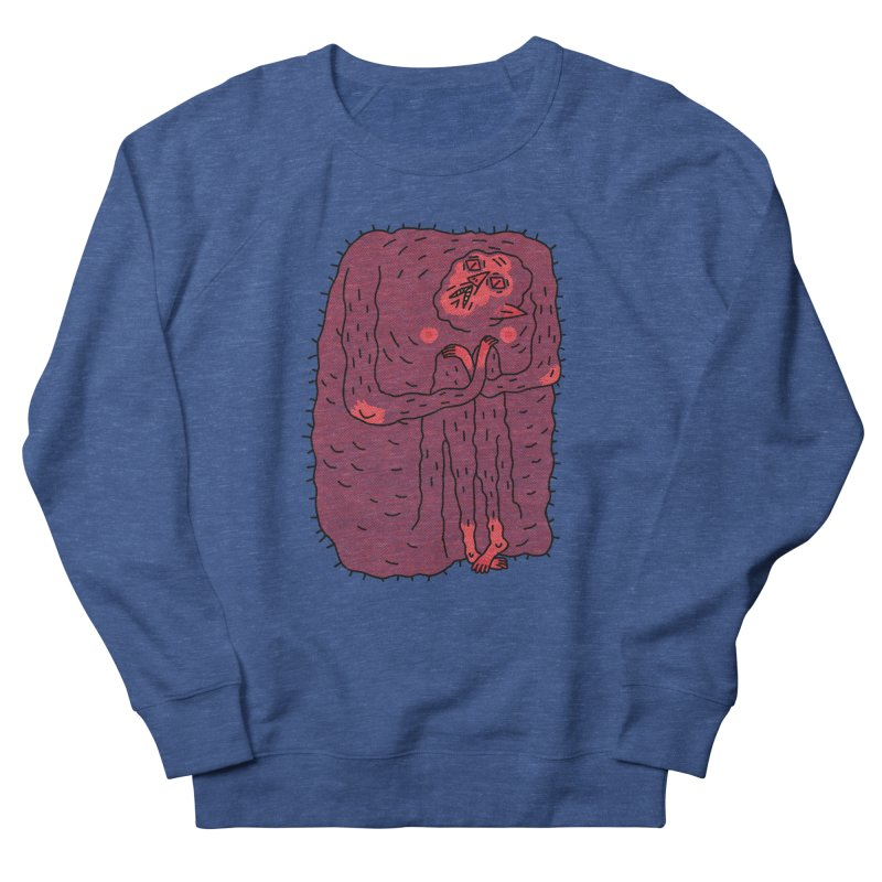No Hugs Pls Men's Sweatshirt by Burrito Goblin